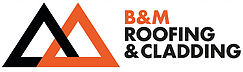 B&M Roofing and Cladding Logo